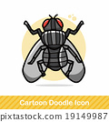 bug doodle 19149987