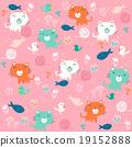 Fancy Cat  pattern 19152888