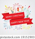 celebration and firework 19152903