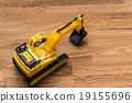 digger, excavator, construction machinery 19155696