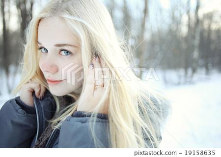 Cute Blond Teen 61
