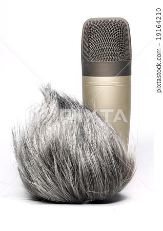 fur windscreen windshield wind muff for microphone 19164210