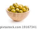 橄欖 碗 綠色 19167341