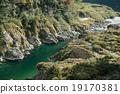 吉野川 河 歐泊可地峽 19170381