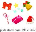 คริสต์มาส,ของขวัญ,ริบบิ้น 19170442