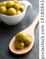 橄欖 綠色 綠 19180843