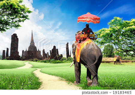 Thailand travel concept 19183465