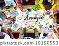 Analyze Evaluation Consideration Planning Strategy Concept 19190553