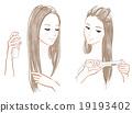 頭髮 髪 一組 19193402