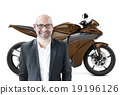 Motorbike Motorcycle Bike Roadster Transportation Concept 19196126