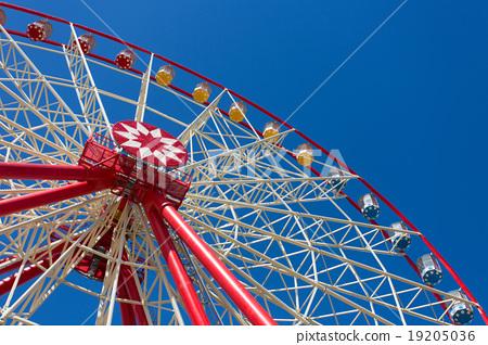 Ferris wheel 19205036