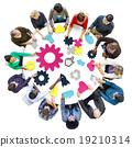 Diversity Teamwork Planning Strategy Support Technology Concept 19210314