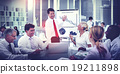Business People Meeting Growth Discussion Corporate Concept 19211898