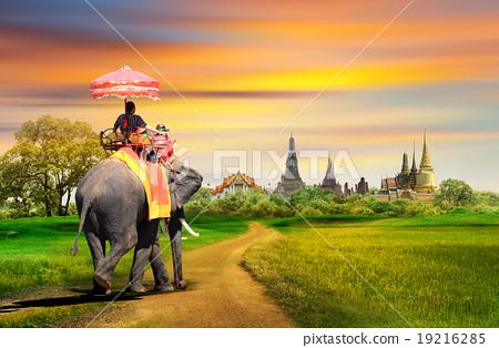 Bangkok travel concept 19216285