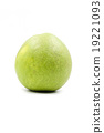 Green pomelo citrus fruit isolated on white 19221093