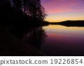 고요한, 평화로운, 호수 19226854
