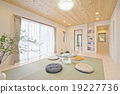 일본식 건축 거실 19227736