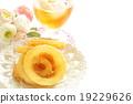 洋蔥圈 油炸的 油炸食品 19229626