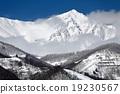 北阿爾卑斯 雪山 滑雪纜車 19230567