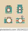 retro camera 19234222