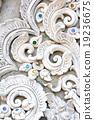 sculpture, decorative, pattern 19236675