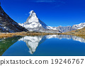마터호른, 호수, 스위스 19246767