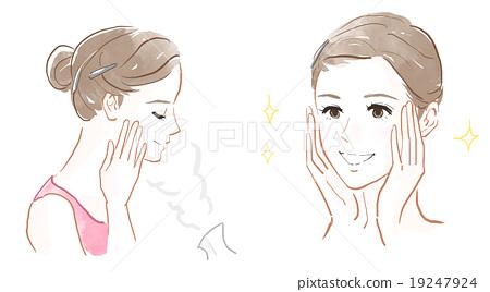 steamer, beauty, skin care 19247924