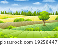 summer, trees, mountains 19258447
