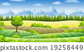summer, trees, mountains 19258449