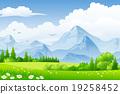 夏天 夏 山 19258452