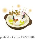 关东煮 日本食品 日本料理 19273806
