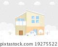 vectors, vector, building 19275522