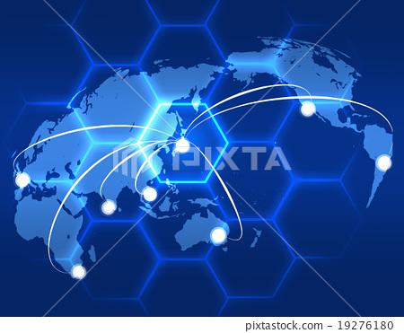 互联网 网络 商业 19276180