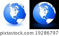 Earth Globe 19286797