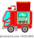 消防车 19291865