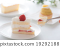 蛋糕 脆饼 甜食 19292188