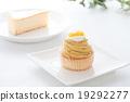朗峰 甜食 甜點 19292277