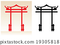 Japan gate 19305818