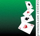 Poker background 19305855