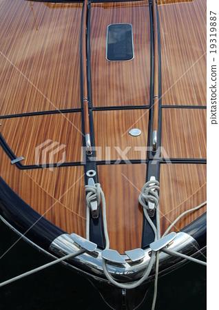 luxury speedboat successful person 19319887