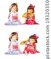 女孩 年輕的女孩 少女 19320350