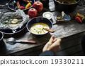 玉米湯 桌 桌子 19330211
