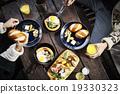 夫婦 早餐 異性夫婦 19330323