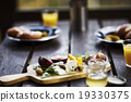 早餐 甜 桌 19330375