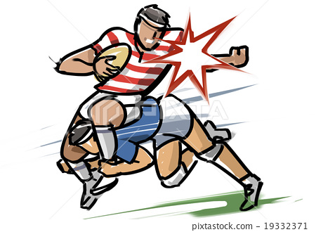 Rugby - Tackle 19332371