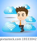 Internet of Things concept 19333042
