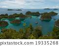 Many small green Islands belonging to Fam Island 19335268
