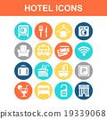 Hotel icon 19339068