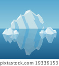 Low Poly Iceberg 19339153