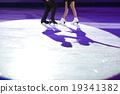 玩偶 塑像 溜冰 19341382